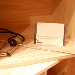 Auto-stethoscope